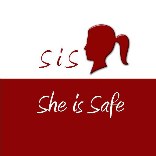 SiS - She is Safe LOGO-APP點子