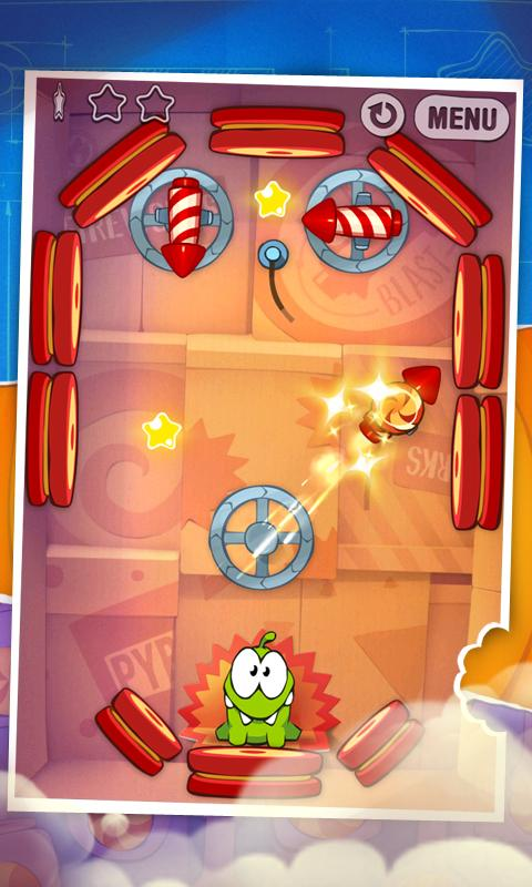 Cut the Rope: Experiments FREE- screenshot