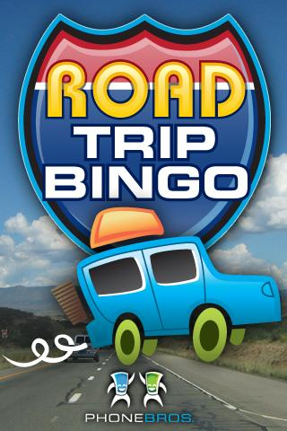 RoadTripBingo - screenshot