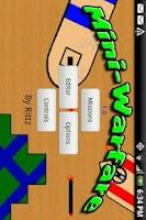 Screenshot of Mini-Warfare