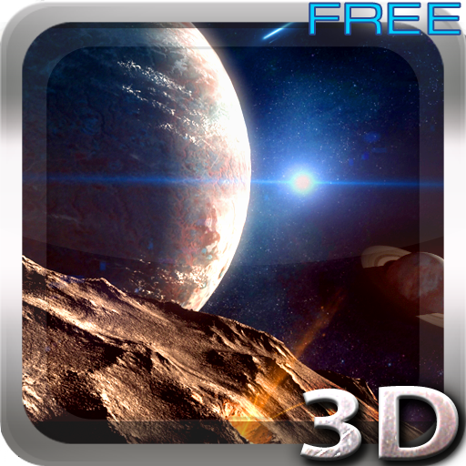 Planetscape 3D Free LWP