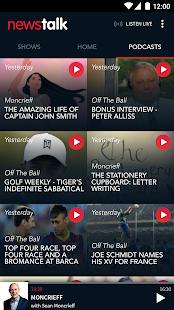 Newstalk 106-108 FM- screenshot thumbnail