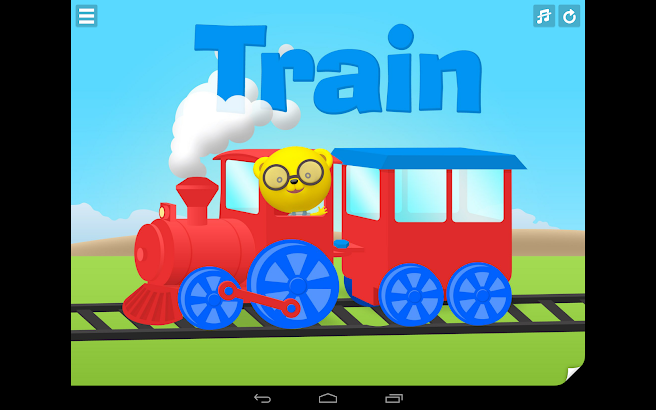 Build a Train with Eddy!- screenshot thumbnail