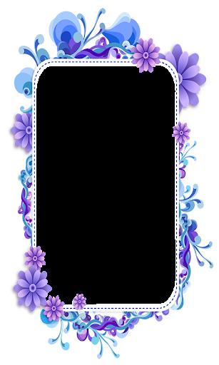 Flower Lovely Photo Frames