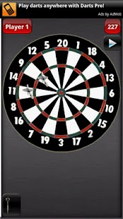 Darts Pro Free- screenshot thumbnail