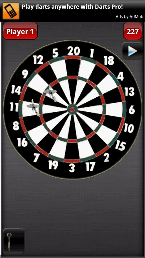 Darts Pro Free- screenshot