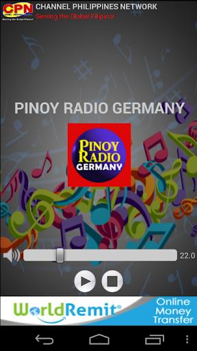 【免費媒體與影片App】Pinoy Radio Germany-APP點子