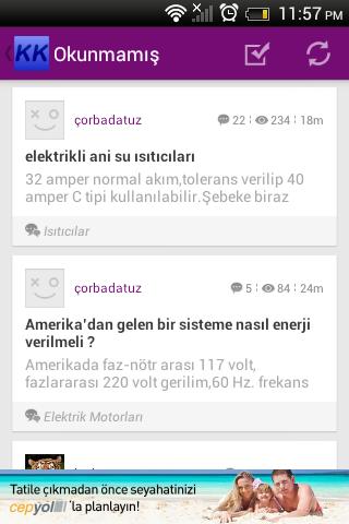 KontrolKalemi.Com Mobile