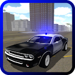 Muscle Police Car Driving 1.3 Apk