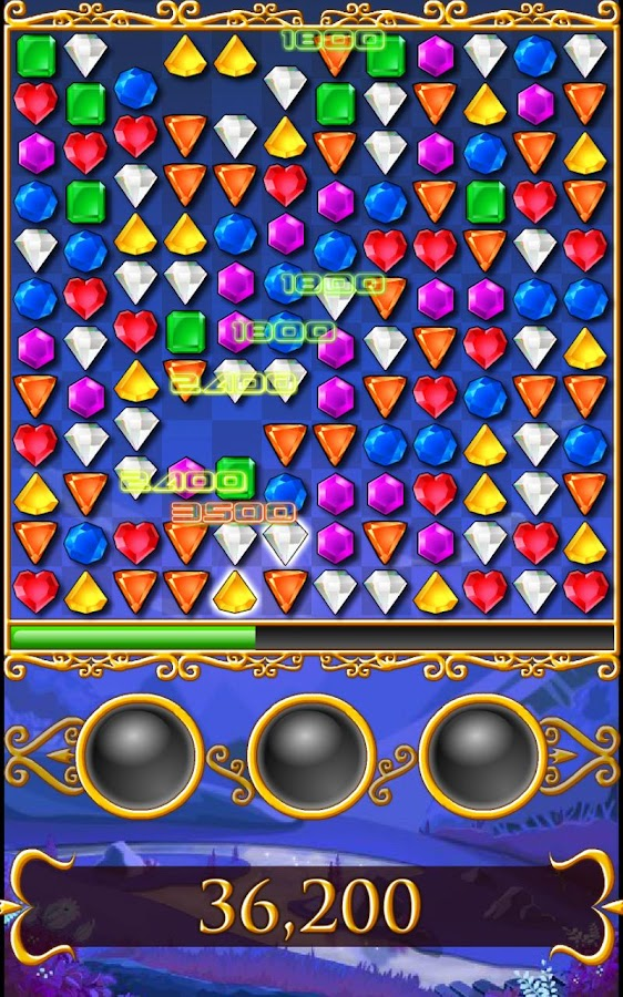 Pocket Jewels HD FREE - screenshot