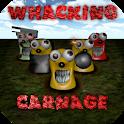 Whacking Carnage logo
