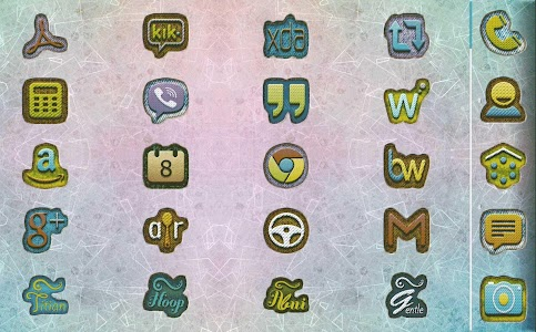 Lollipop Jean - Icon Pack v1.1