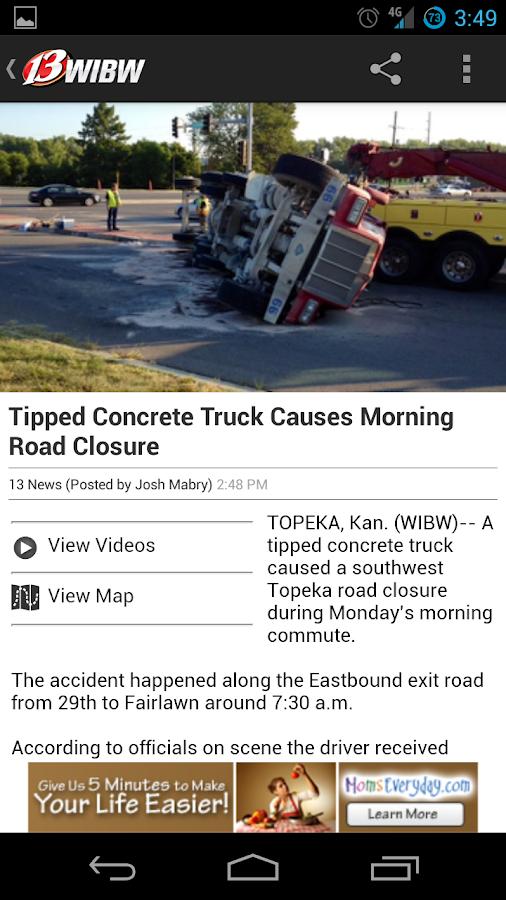 WIBW News - screenshot