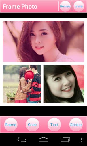 Khung Anh Dep - Frame Photo