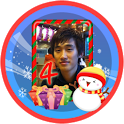 Christmas Frame Widget Fourth icon