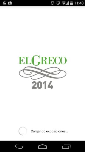 Entradas Greco 2014