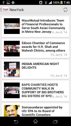 玩新聞App|The Indian Panorama免費|APP試玩