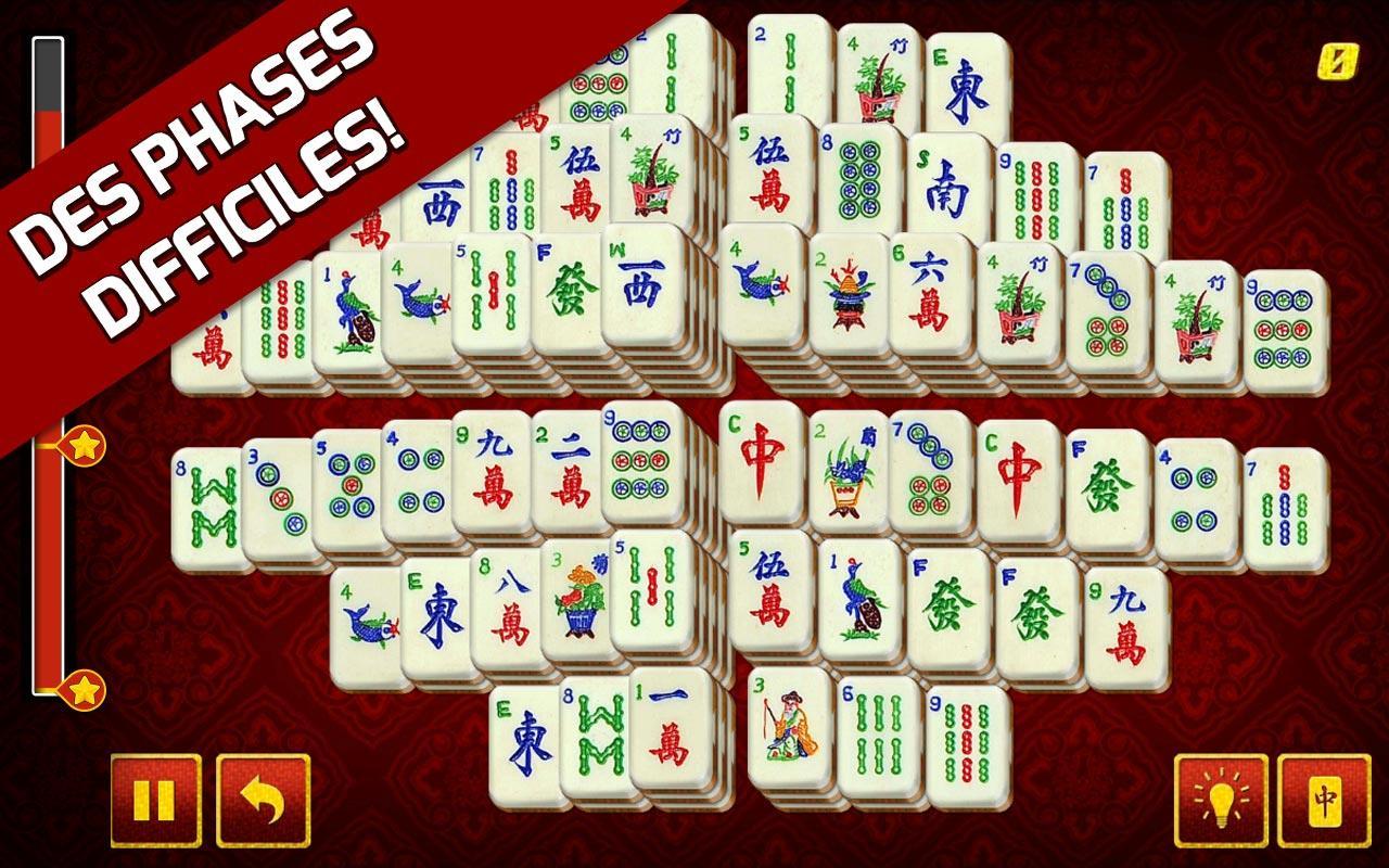 mahjong touch