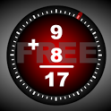 Timed Math Free icon