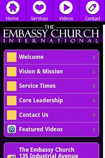 The Embassy Church- screenshot thumbnail
