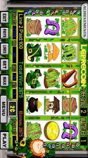Leprecoin Slot Machine - screenshot thumbnail