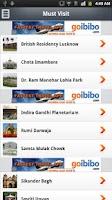 Screenshot of Lucknow