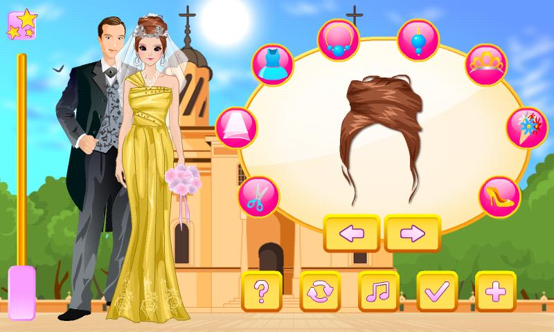 MGG1 Wedding Dress Up Pack - screenshot