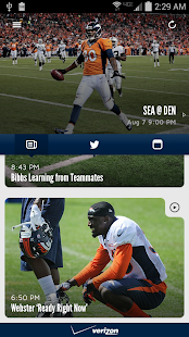 Denver Broncos 365 - screenshot thumbnail
