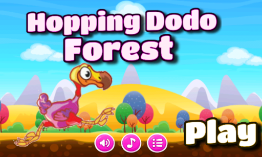 Hopping DoDo Forest - Run Game