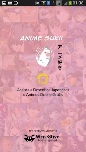 Anime Sukii Desenhos Japoneses