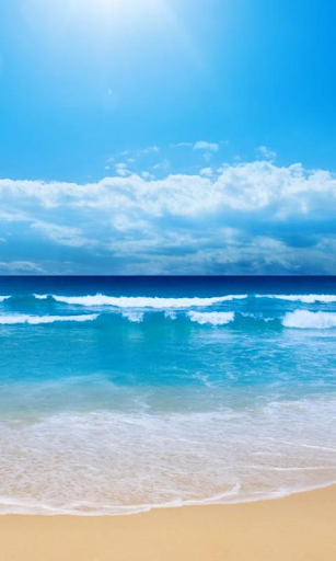 Magische Ozean Wallpaper