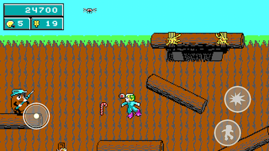 Commander Keen in Keen Dreams- screenshot thumbnail