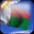 3D Madagascar Flag LWP APK for Bluestacks