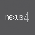 LG Nexus 4 Phone Wallpapers logo