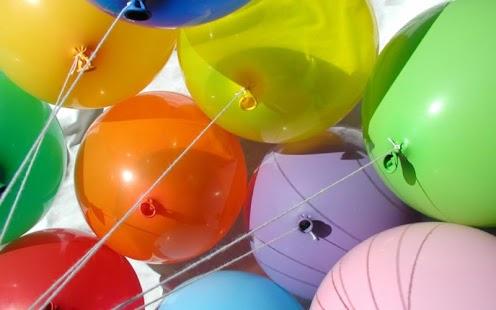 氣球動態壁紙