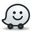 Waze Social GPS Maps & Traffic logo