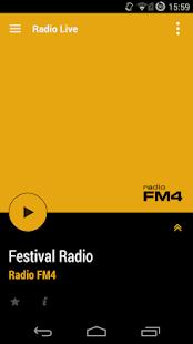 Radio FM4- screenshot thumbnail