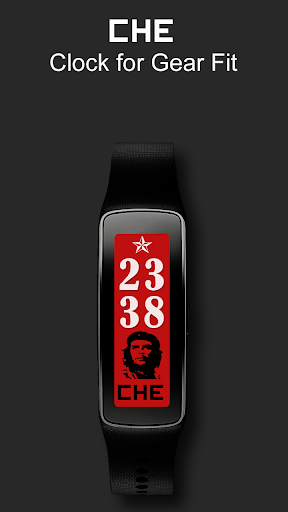 24 12 CHE Clock for Gear Fit