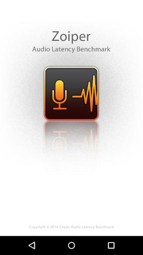 Zoiper Audio Latency Benchmark