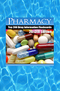 Drug Information FlashCards