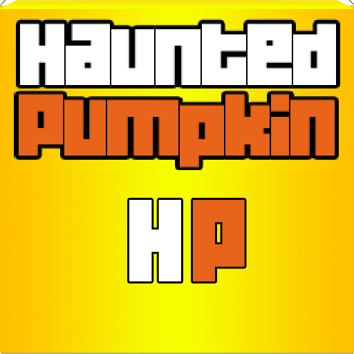 Haunted Pumpkin LOGO-APP點子