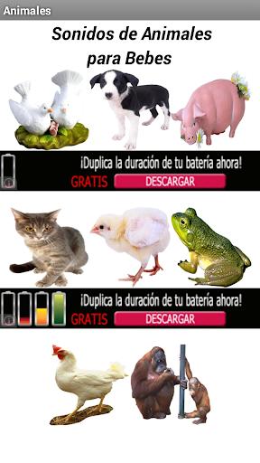玩免費媒體與影片APP|下載Sonidos de Animales para Bebe app不用錢|硬是要APP