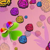 Theme Flowers for GO Launcher