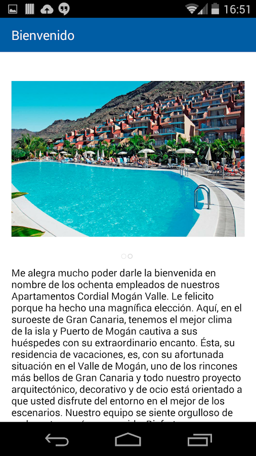 Cordial Mogan Valle- screenshot