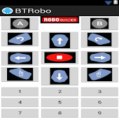 RoboBuilder bluetooth remote