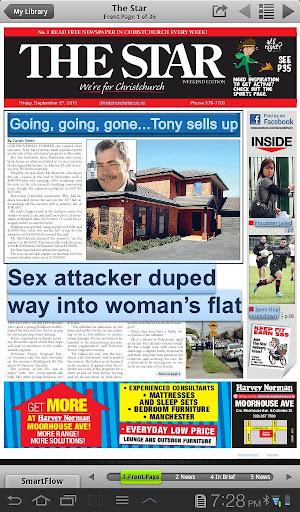 The Christchurch Star