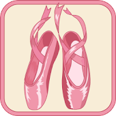 Ballet Shoes Live Wallpaper