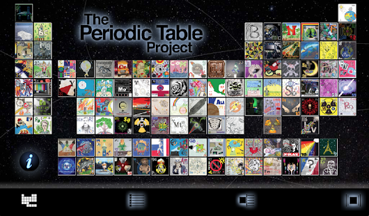 The periodic table project android apps on google play the periodic table project screenshot thumbnail urtaz Image collections