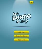 Screenshot of Apo Bondo Eh Ni?