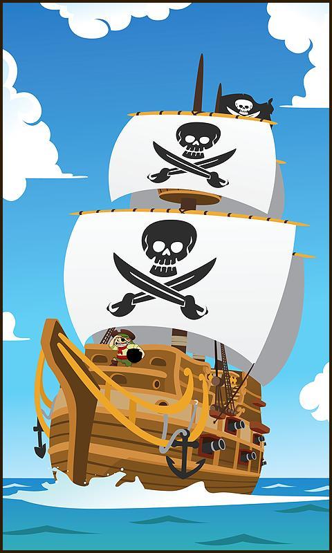 Clumsy Pirates - screenshot